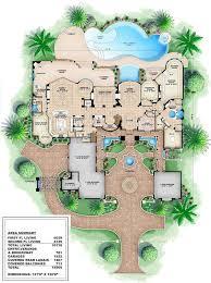 luxury floor plans with pictures luxury bungalow floor plans homes floor plans