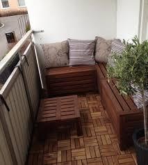 balkon sichtschutz ikea 40 ideen für attraktive balkon gestaltung für wenig geld