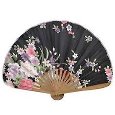 silk fan fan ebay