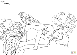 tweety bird coloring pages woman bird coloring page free printable coloring pages