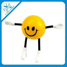 smiley bureau pu smiley boules peint à la balle ergonomique