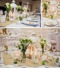 d coration mariage chetre lanterne centre de table et dentelle déco et fleurs by