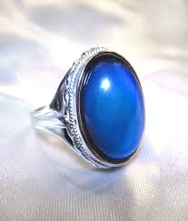 mood ring color chart meanings best mood rings sterling silver oval mood ring best mood rings
