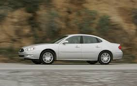 2006 buick lacrosse information and photos zombiedrive