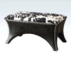 Zebra Print Table L Leopard Print Bench Nurani Org
