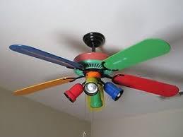 primary color ceiling fan 52 vintage hton bay primary colors ceiling fan 353 220 w light