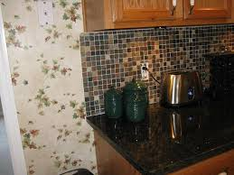 ubatube slate backsplash wall and grout color