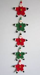 Amigurumi Christmas Ornaments - alberelli christmas decoration free amigurumi patterns free