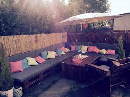 King Soopers Patio Furniture by How To Make Pallet Patio Furniture With Diy Concept Cool House