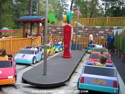 Six Flags Nyc Wile E Coyote Speedtrap At Six Flags Great Adventure