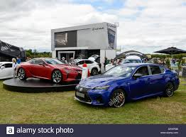 lexus cars uk sale carfest north bolesworth cheshire uk 30th july 2016 lexus