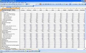 How To A Spreadsheet For Monthly Bills Monthly Expense Spreadsheet Template Haisume
