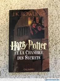 harry potter et la chambre livre harry potter et la chambre des secrets a vendre 2ememain be