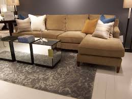 Gold Sectional Sofa Sofa Beds Design Mesmerizing Contemporary Mitchell Gold Clifton