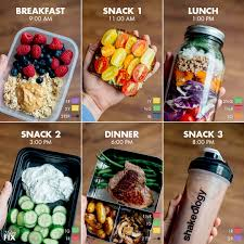 quick and simple meal prep 21 day fix the beachbody blog