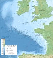 Vigo Spain Map by Eoceanic