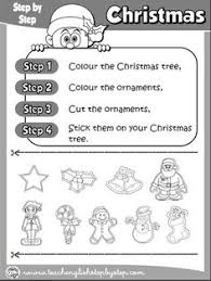 christmas worksheet christmas time fun pinterest worksheets