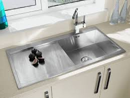 modern kitchen sinks stainless steel kitchen kudos designers and endearing kitchen sinks uk home