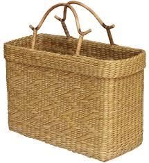 Cane Laundry Hamper by Bulk Buy 18 U201d Water Reed Shopping Bag U2013 Wholesale Hand Woven Eco