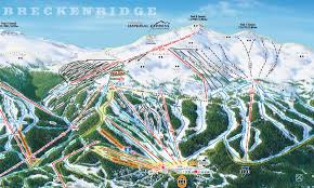 Breckenridge Ski Map In Bounds Avalanche Hits Three Guests At Breckenridge Unofficial