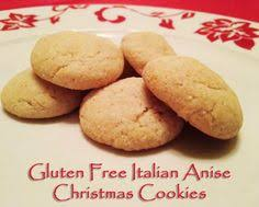 italian anisette cookies recipe recipes christmas cookies and