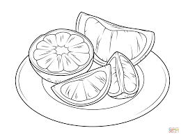 fruit salad coloring sheets coloring pages funny coloring
