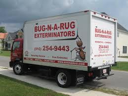 Bug Na Rug Vehicle Lettering