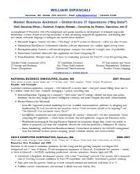 Resume Examples It by Resume Samples It Big Data