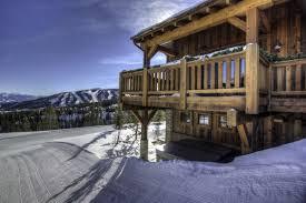 winter cabin winter cabin rentals in montana
