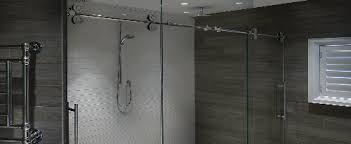 1000 Sliding Shower Door Custom Glass Shower Doors And Enclosures Godby Hearth And Home