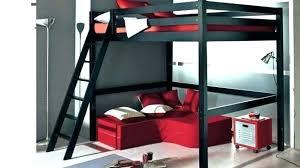 lit mezzanine 1 place bureau integre lit mezzanine avec bureau pas cher lit mezzanine avec bureau pas