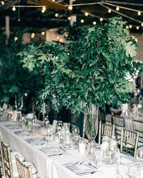 wedding tree centerpieces affordable wedding centerpieces that still look elevated martha