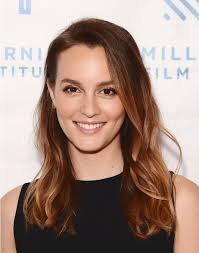 hair style giving birth leighton meester shares a photo three months after giving birth