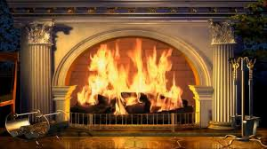 fireplace fire wallpaper and background 1366x768 id 673971