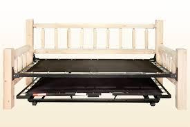 Pop Up Trundle Daybed Chic Design Of Pop Up Trundle Bed Frame For Comfortable Bedroom