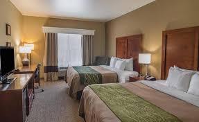 Comfort Suites Midland Comfort Inn Midland
