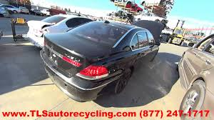 parting out 2004 bmw 745li stock 5226br tls auto recycling