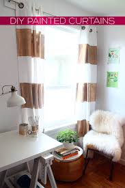 Diy Cheap Curtains Great Diy Cheap Windows Curtains