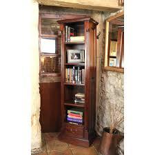 Mahogany Bookcase Narrow Bookcase Baumhaus La Roque Mahogany Bookcase Imr01c