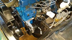 wanted automatic power steering column for 1971 f250 ranger