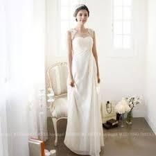 wedding dress murah harga murah tianshijiayi white flowers backless bridal wedding