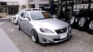 jdm lexus is350 slammed lexus is350 on 18 u0027 u0027 custom bbs lm reverse 9 5j 10j youtube