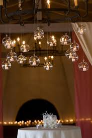 ideas for hanging wedding decorations lights flowers and frames