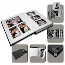 Handmade Photo Albums 2014 New Design Handmade High Quality Leather Cloth Wedding Photo