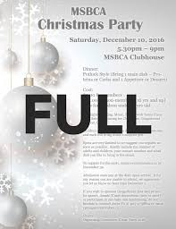 christmas party december 10 2016 msbca calgary