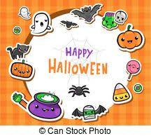cute halloween vampire clipar clip clip art vector of halloween illustration with cute candies corn