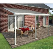 Lightweight Porch Awning Exterior Exciting Image Of Front Porch Decoration Using Dark Brown