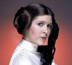 side view of pulled back hair in a bun a complete timeline of princess leia s hair from a new hope to