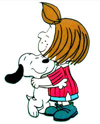 snoopy dancing peppermint patty bradsnoopy97 deviantart