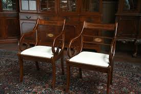 dining room chairs with arms for sale duncan phyfe dining room chairs south florida chair designs for